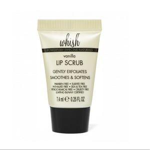 Whish Vanilla Lip Scrub